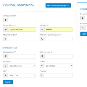 Kennels India Registration